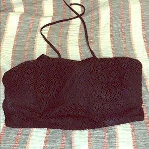 Super supportive bathing suit top